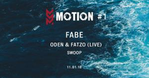 Motion #1 w/ FABE, ODEN & FATZO (live), SWOOP