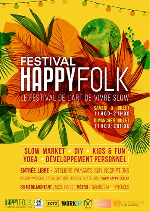 FESTIVAL HAPPY FOLK