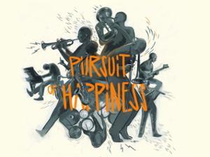THIERRY MAILLARD BIG BAND « PURSUIT OF HAPPINESS »
