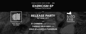 RIVE DROITE RECORDS : EXORCISM EP W/ D.CARBONE