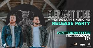 Elephant Tone • Release Party