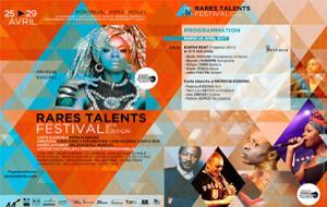 Rares Talents Festival #6 -