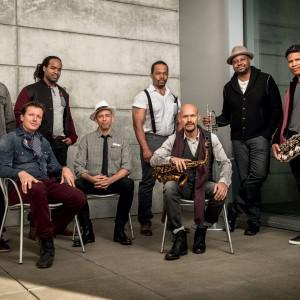 San Francisco Jazz Collective / Autour d'Antônio Carlos Jobim