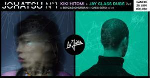 Johatsu 1: Kiki Hitomi, Jay Glass Dubs, Behzad Ghorbani