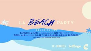La BEACH PARTY des Fripettes !
