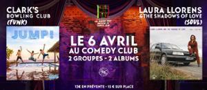 This is Monday - Laura Llorens x Clark's Bowling Club @comedyclub