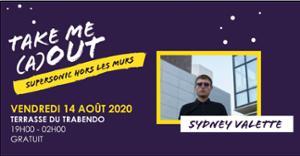 Sydney Valette • Periods • Marques de Sade djset/ Take Me A(Out)