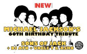Michael Jackson's 60th Birthday Tribute