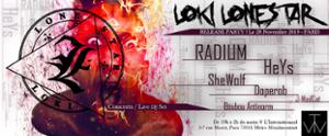 Loki Lonestar Release Party + Guests