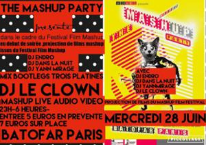 The Mashup Party, le Retour!