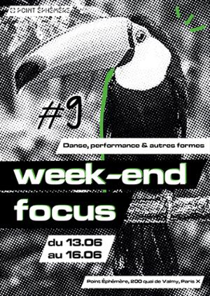 WEEK-END FOCUS #9