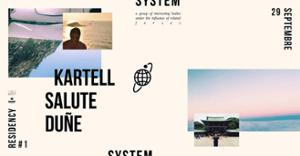 Kartell presents System #1 w/ salute & Duñe