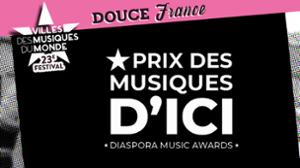 Présentation des finalistes du Prix des Musiques d'ICI