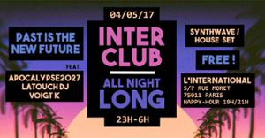 [INTER-CLUB] Past is the New Future