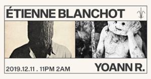 Étienne Blanchot et Yoann R. • 11PM 2AM