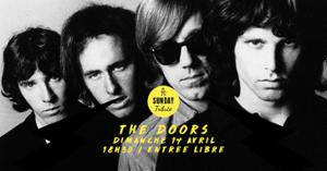 Sunday Tribute - The Doors // Supersonic - Free