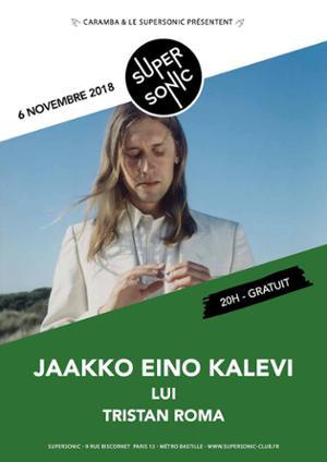 Jaakko Eino Kalevi (Weird World, Finlande) - Supersonic