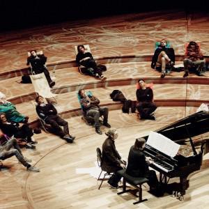 Nuit Erik Satie / Nicolas Horvath - Intégrale de l'œuvre pour piano d'Erik Satie en une nuit