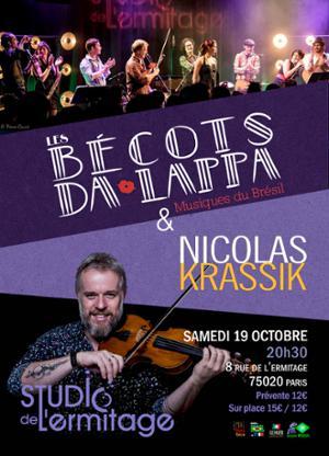 LES BÉCOTS DA LAPPA & NICOLAS KRASSIK