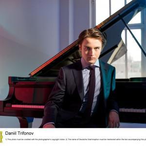 Daniil Trifonov / Autour de Chopin
