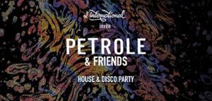 Inter-Club // Pétrole & Friends - House & Disco Party