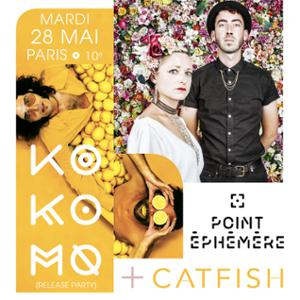 KO KO MO (RELEASE PARTY) + CATFISH