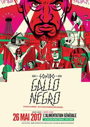 SONIDO GALLO NEGRO (Mexico) +