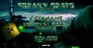 Freaky Beats Hors Série #1