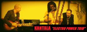 CAFE-CONCERT : KANTALA ELECTRO POWER TRIO