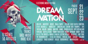 22 septembre 2018 // DREAM NATION FESTIVAL // PARIS