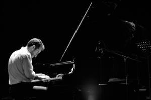 Aaron GOLDBERG Trio featuring Leon PARKER