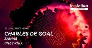 Charles de Goal • Zanias • Buzz Kul