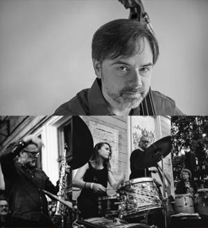 Soirée showcase : Mark WADE Trio / CORPO