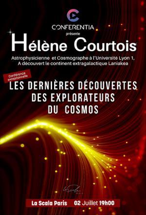 Les dernières découvertes des explorateurs du Cosmos