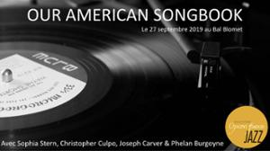 OUR AMERICAN SONGBOOK