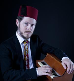 """Stéphane TSAPIS """"Le piano oriental"""""""