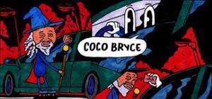 Coco Bryce + Tiff + Skwig + Andcl + Peru + Leverkusen