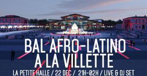 Bal Afro-Latino à La Villette !