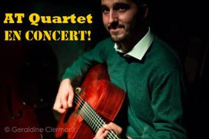 JAZZ BRUNCH : AT QUARTET