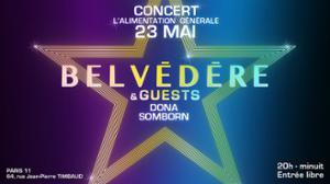 La Boum BLVDR // Belvédère • Dona • Somborn