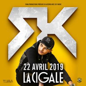RK • La Cigale, Paris • 22 avril 2019