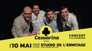 CASUARINA + DJ CUCURUCHO