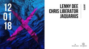 Open Minded Party: Lenny Dee, Chris Liberator, Jaquarius