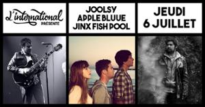Joolsy • Jinx Fish Pool • Apple Bluue
