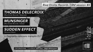 Rive Droite Records EBM session #4