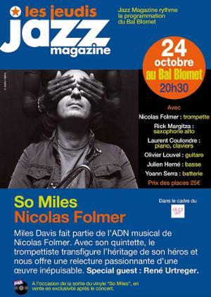 SO MILES – Nicolas FOLMER