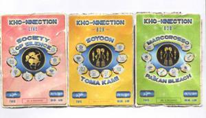 Kho-nnection #3 • Society of Silence (live), Soyoon, Toma Kami
