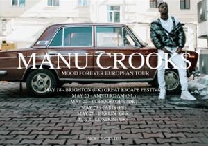 Manu Crook$ :: 23.05.18 :: Le Pop up du Label :: öctöpus