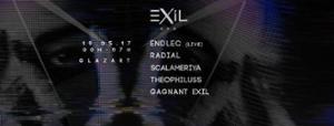 Exil #6 : Endlec (live) / Radial / Scalameriya / Théophiluss