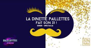 La Dînette Paillettes fait son 31 !
